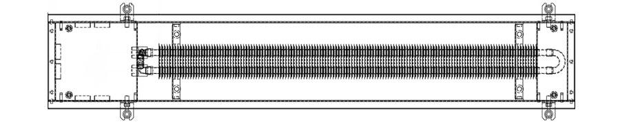 конвектор каррера без вентелятора