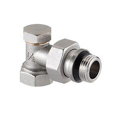 VT.019.NR. VALTEC Клапан настроечный угловой с дополнительным уплотнением