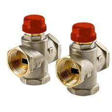 VT.MR01. VALTEC Трехходовой термостатический смесительный клапан