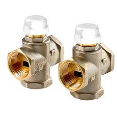 VALTEC VT.MR03 Трехходовой термостатический смесительный клапан