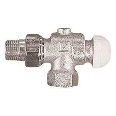 HERZ Термостатический клапан без функции преднастройки, угловой специальний