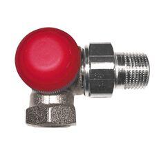 """HERZ Термостатический клапан c функцией преднастройки, трехосевой клапан """"AB"""""""