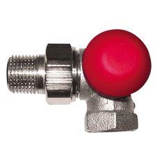 """1775967. HERZ Термостатический клапан c функцией преднастройки, трехосевой клапан """"CD"""""""