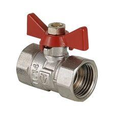 VT.092. VALTEC Шаровые краны для воды COMPACT