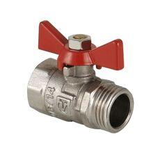 VT.093. VALTEC Шаровые краны для воды COMPACT