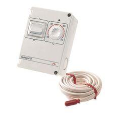 DEVI Терморегулятор для наружной установки  с защитой IP44 DEVIreg 610
