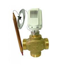 Трехходовой клапан с термоголовкой Herz Calis