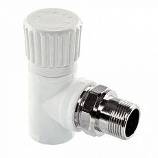 TEBO Вентиль для радиаторов угловой