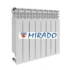 Mirado алюминиевый радиатор