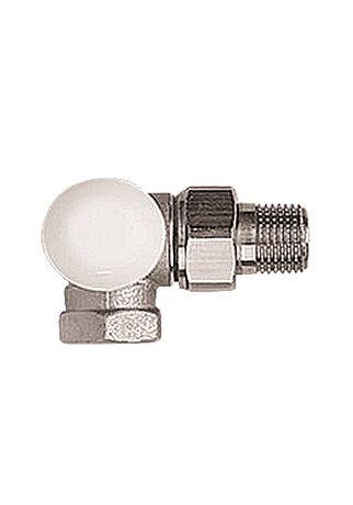 "1775891. HERZ Термостатический клапан без функции преднастройки, трехосевой клапан ""АВ"""