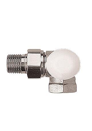 "1775991. HERZ Термостатический клапан без функции преднастройки, трехосевой клапан ""CD"""