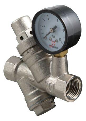 VT.082 VALTEC Редуктор давления воды с фильтром и манометром