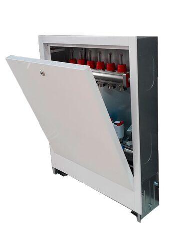 Шкаф коллекторный встроенный Djoul