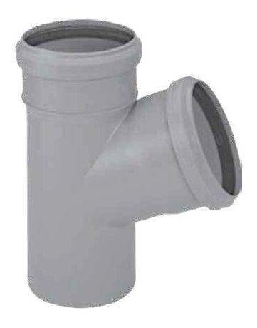 Тройник канализационный Magnaplast HTplus