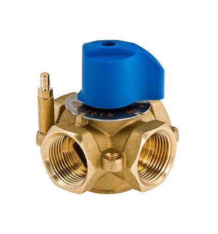 VT.MIX04. VALTEC Четырехходовой смесительный клапан