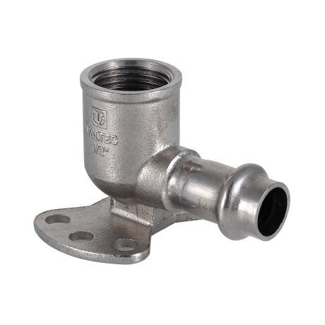 VTi.954. VALTEC Фитинг из нержавеющей стали - пресс-водорозетка