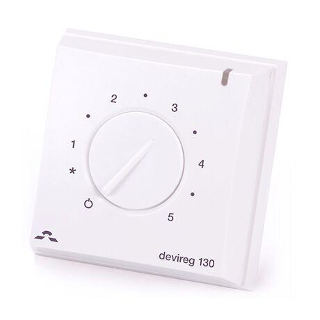 DEVI Терморегуляторы электронные DEVIreg 130