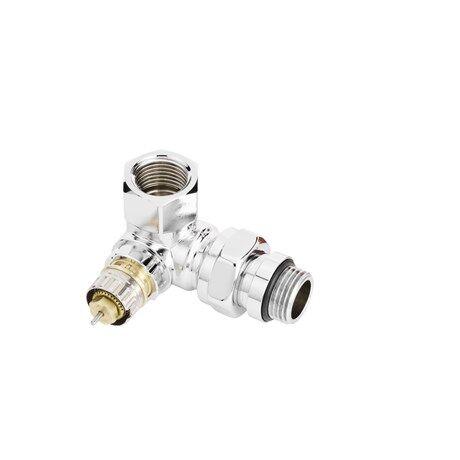 DANFOSS Клапан термостатический трехосевой серии RA-NCX - фото 3DANFOSS Клапан термостатический трехосевой серии RA-NCX
