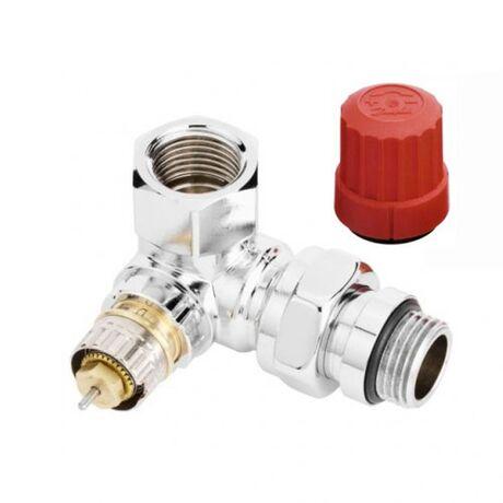 DANFOSS Клапан термостатический трехосевой серии RA-NCX