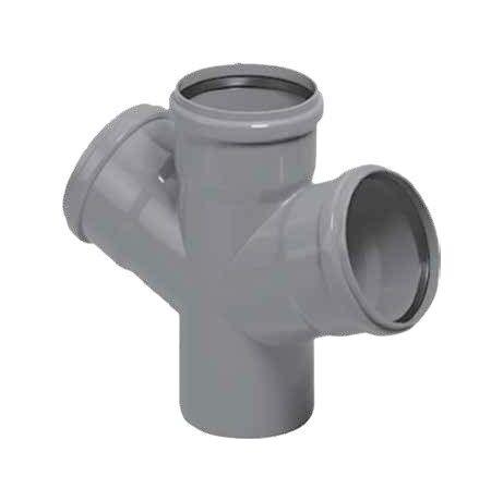 Крестовина канализации Magnaplast HTplus