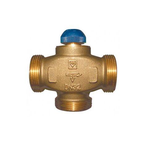 CALIS-TS-RD трехходовый термостатический клапан