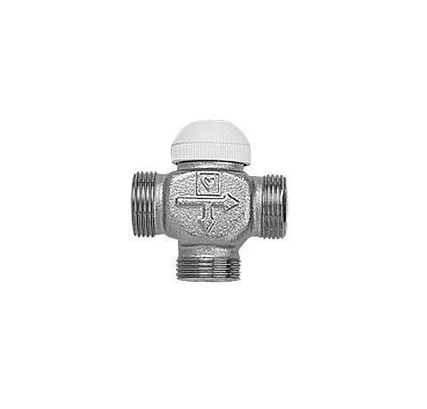 Herz Calis-TS трехходовый термостатический клапан
