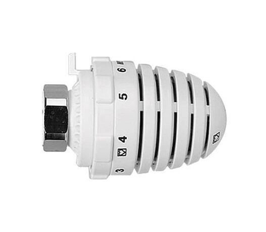 HERZ Термостатическая головка De luxe 9230, белая
