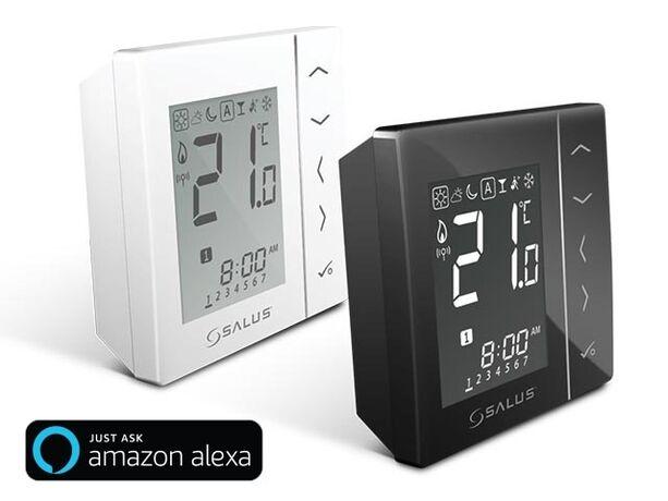 Salus беспроводной, цифровой термостат VS20RF