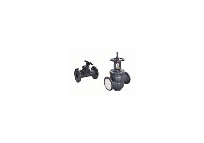 Danfoss ручные балансировочные клапаны MNF with test plugs